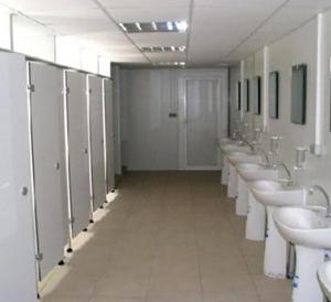 集装箱澡堂卫生间